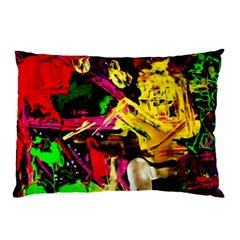 Spooky Attick 1 Pillow Case by bestdesignintheworld