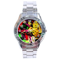Spooky Attick 1 Stainless Steel Analogue Watch by bestdesignintheworld
