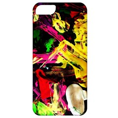 Spooky Attick 1 Apple Iphone 5 Classic Hardshell Case by bestdesignintheworld