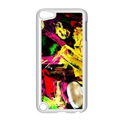 Spooky Attick 1 Apple Ipod Touch 5 Case (white) by bestdesignintheworld