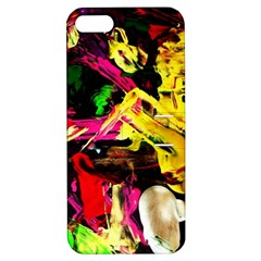 Spooky Attick 1 Apple Iphone 5 Hardshell Case With Stand by bestdesignintheworld