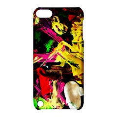 Spooky Attick 1 Apple Ipod Touch 5 Hardshell Case With Stand by bestdesignintheworld