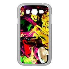 Spooky Attick 1 Samsung Galaxy Grand Duos I9082 Case (white) by bestdesignintheworld