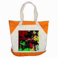 Spooky Attick 2 Accent Tote Bag by bestdesignintheworld