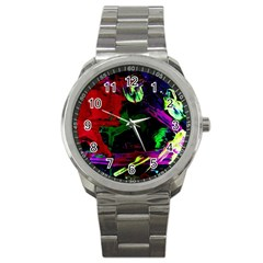 Spooky Attick 4 Sport Metal Watch