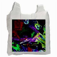 Spooky Attick 5 Recycle Bag (two Side)  by bestdesignintheworld