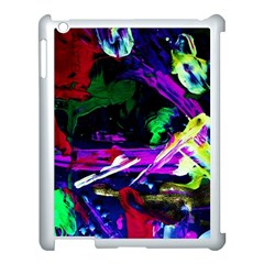 Spooky Attick 5 Apple Ipad 3/4 Case (white)