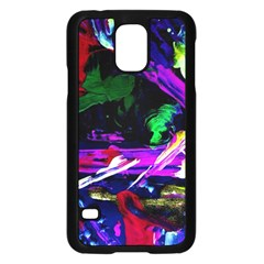 Spooky Attick 5 Samsung Galaxy S5 Case (black) by bestdesignintheworld