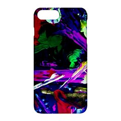 Spooky Attick 5 Apple Iphone 8 Plus Hardshell Case by bestdesignintheworld