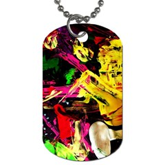 Spooky Attick 11 Dog Tag (two Sides) by bestdesignintheworld