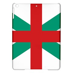 Naval Jack Of Bulgaria Ipad Air Hardshell Cases by abbeyz71