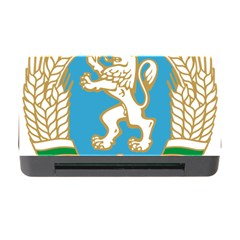 Coat Of Arms Of People s Republic Of Bulgaria, 1971 1990 Memory Card Reader With Cf by abbeyz71