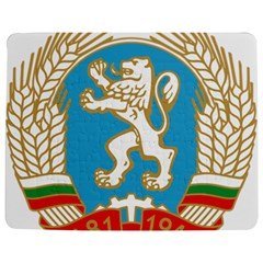 Coat Of Arms Of People s Republic Of Bulgaria, 1971 1990 Jigsaw Puzzle Photo Stand (rectangular) by abbeyz71