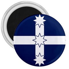 Eureka Flag 3  Magnets by abbeyz71