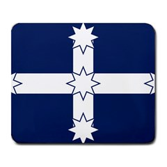 Eureka Flag Large Mousepads by abbeyz71
