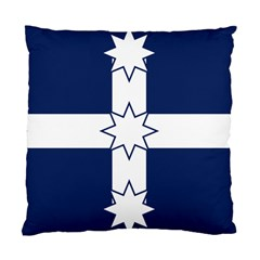 Eureka Flag Standard Cushion Case (one Side) by abbeyz71