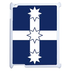 Eureka Flag Apple Ipad 2 Case (white) by abbeyz71
