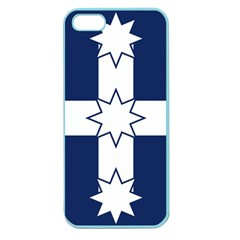 Eureka Flag Apple Seamless Iphone 5 Case (color) by abbeyz71