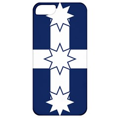 Eureka Flag Apple Iphone 5 Classic Hardshell Case by abbeyz71