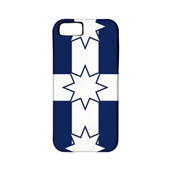 Eureka Flag Apple Iphone 5 Classic Hardshell Case (pc+silicone) by abbeyz71