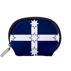 Eureka Flag Accessory Pouches (small)  by abbeyz71