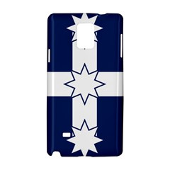 Eureka Flag Samsung Galaxy Note 4 Hardshell Case by abbeyz71