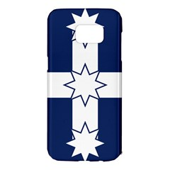 Eureka Flag Samsung Galaxy S7 Edge Hardshell Case by abbeyz71