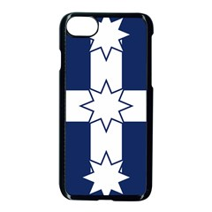 Eureka Flag Apple Iphone 8 Seamless Case (black) by abbeyz71