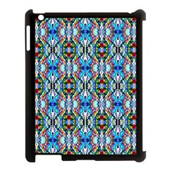 Artwork By Patrick Colorful 34 Apple Ipad 3/4 Case (black) by ArtworkByPatrick