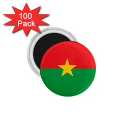 Roundel Of Burkina Faso Air Force 1 75  Magnets (100 Pack)  by abbeyz71
