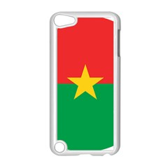 Roundel Of Burkina Faso Air Force Apple Ipod Touch 5 Case (white) by abbeyz71