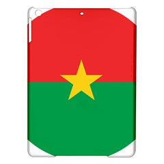 Roundel Of Burkina Faso Air Force Ipad Air Hardshell Cases by abbeyz71