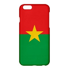 Roundel Of Burkina Faso Air Force Apple Iphone 6 Plus/6s Plus Hardshell Case by abbeyz71