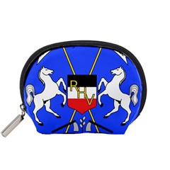 Coat Of Arms Of Upper Volta Accessory Pouches (small)  by abbeyz71