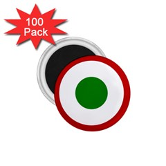Roundel Of Burundi Air Force  1 75  Magnets (100 Pack)  by abbeyz71