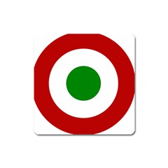 Roundel Of Burundi Air Force  Square Magnet by abbeyz71