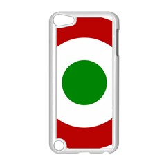 Roundel Of Burundi Air Force  Apple Ipod Touch 5 Case (white) by abbeyz71