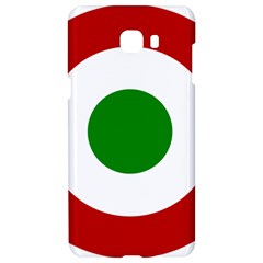 Roundel Of Burundi Air Force  Samsung C9 Pro Hardshell Case  by abbeyz71