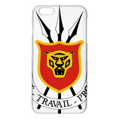 Coat Of Arms Of Burundi Iphone 6 Plus/6s Plus Tpu Case by abbeyz71