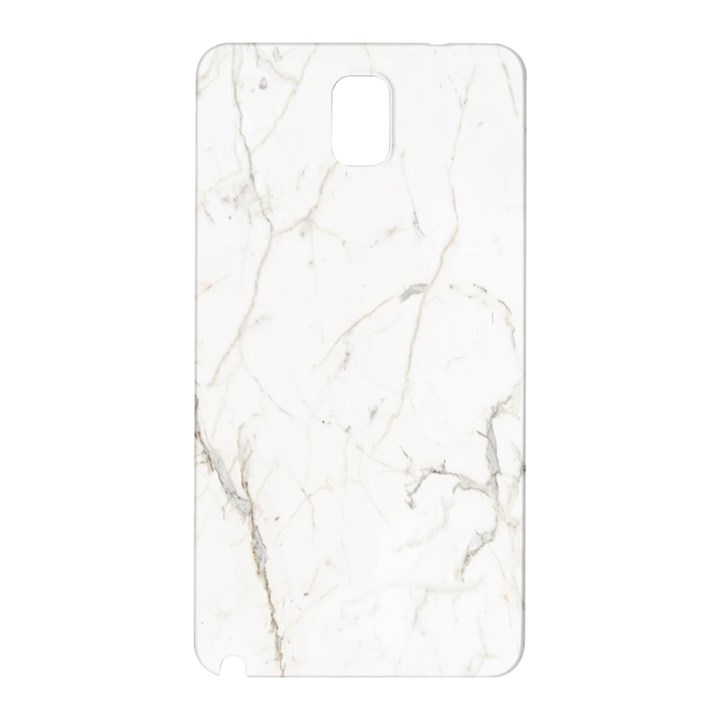 White Marble Tiles Rock Stone Statues Samsung Galaxy Note 3 N9005 Hardshell Back Case
