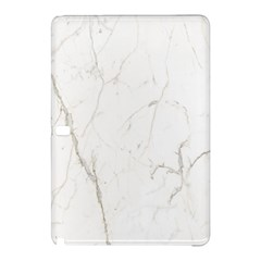 White Marble Tiles Rock Stone Statues Samsung Galaxy Tab Pro 10 1 Hardshell Case
