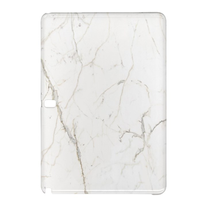 White Marble Tiles Rock Stone Statues Samsung Galaxy Tab Pro 10.1 Hardshell Case