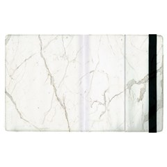 White Marble Tiles Rock Stone Statues Apple Ipad Pro 9 7   Flip Case by Simbadda