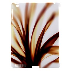 Digital Tree Fractal Digital Art Apple Ipad 3/4 Hardshell Case (compatible With Smart Cover)