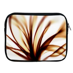 Digital Tree Fractal Digital Art Apple Ipad 2/3/4 Zipper Cases