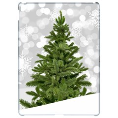 Christmas Xmas Tree Bokeh Apple Ipad Pro 12 9   Hardshell Case