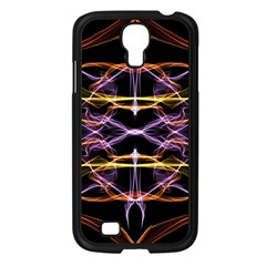 Wallpaper Abstract Art Light Samsung Galaxy S4 I9500/ I9505 Case (black)