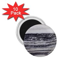 Marble Tiles Rock Stone Statues Pattern Texture 1 75  Magnets (10 Pack)  by Simbadda