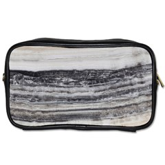 Marble Tiles Rock Stone Statues Pattern Texture Toiletries Bags 2 Side by Simbadda