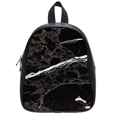 Marble Tiles Rock Stone Statues School Bag (small)